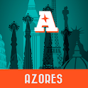 Azores guía mapa offline icon