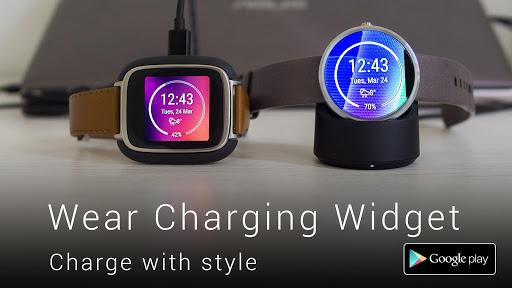Wear Charging Widget