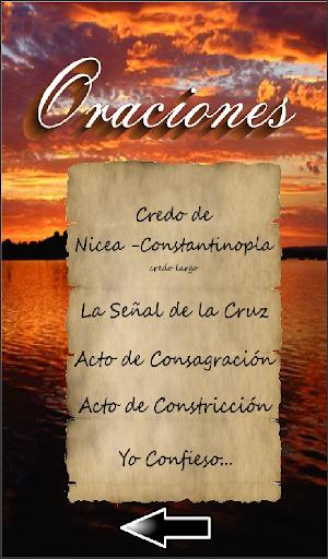 ORACIONES Y REZOS CATOLICOS