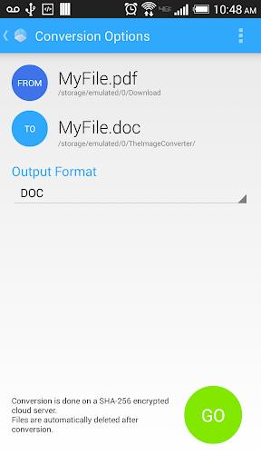 The Document Converter