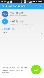 The Document Converter v3.0