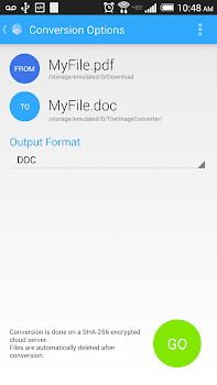 The Document Converter