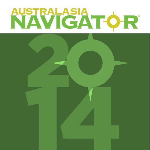 Australasia Navigator Guide LOGO-APP點子
