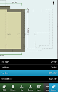 Floor Plan Creator Screenshot