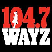104.7 WAYZ Live Stream