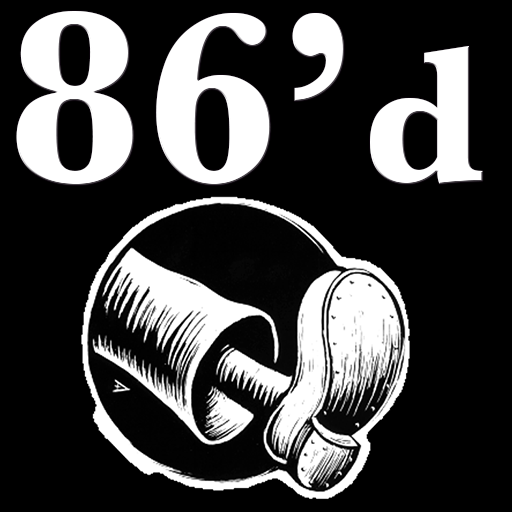 86'd bar app