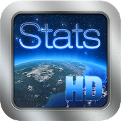 EarthStats World Simulation HD