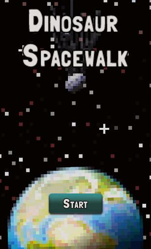Dinosaur Spacewalk