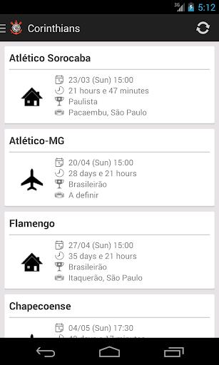 Corinthians Widget