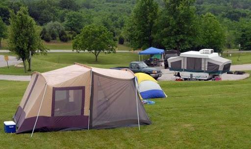 Longview Campground   BookYourSite