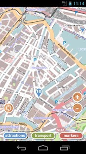 Amsterdam Offline Maps & Guide- screenshot thumbnail