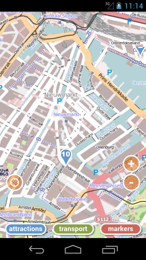Amsterdam Offline Maps & Guide- screenshot