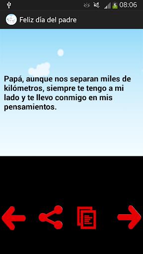 Frases Feliz Dia del padre