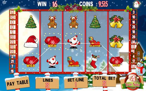 Christmas Slots 2014