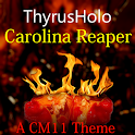 Carolina Reaper CM11 Theme APK Cracked Download