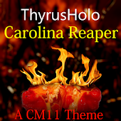 Carolina Reaper CM11 Theme