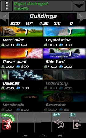Space STG II - Death Rain 2.8.0 screenshot 89540