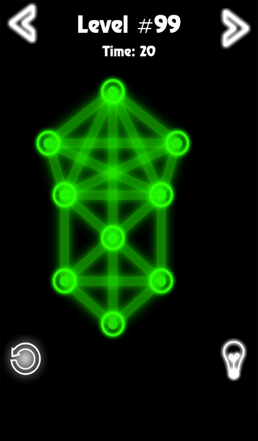 GlowPuzzle - screenshot