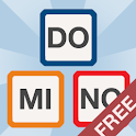 Word Domino Free -letters game logo