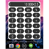 Calculator Widget Theme NO ADS