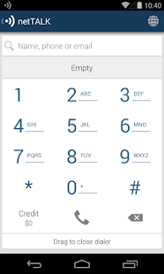 netTALK Free Calls+Cheap Int'l - screenshot thumbnail