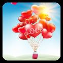 Balloons Live Wallpaper icon