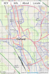 Oxford Cycle Map Android Apps on Google Play