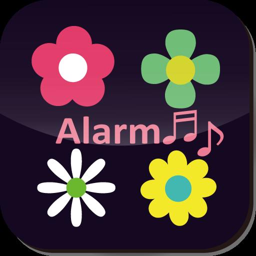 フラワー♥フロウ!アラームライブ壁紙 個人化 App LOGO-硬是要APP