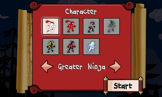 Run Ninja Jump DX Free Games - screenshot thumbnail