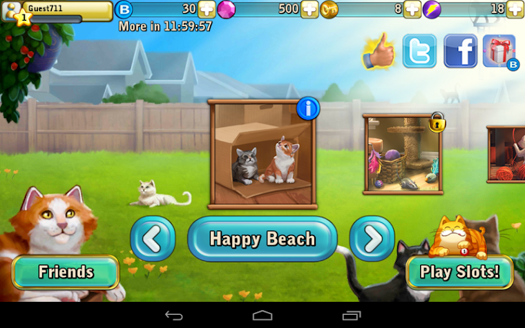 Bingo Cats Screenshot
