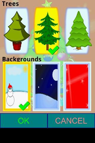 Στόλισε το δέντρο - screenshot
