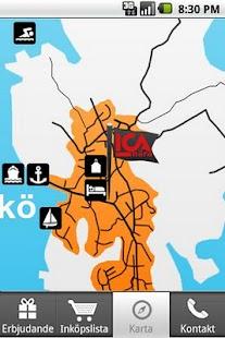 Ica Nära Björkö - screenshot thumbnail