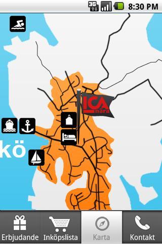Ica Nära Björkö - screenshot