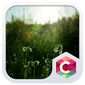 CLOUDY NATURE C LAUNCHER THEME icon