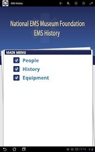 EMS History- screenshot thumbnail
