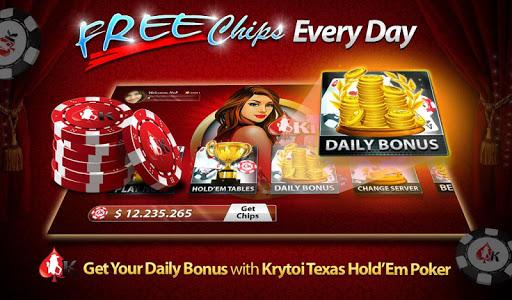 Krytoi Texas Holdem Poker. 11.0.1 de.gamequotes.net 1
