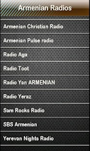 Armenian Radio Armenian Radios- screenshot thumbnail