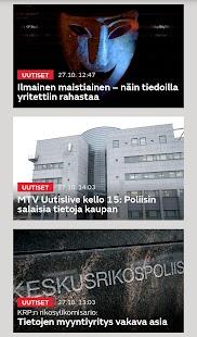 MTV Uutiset - náhled
