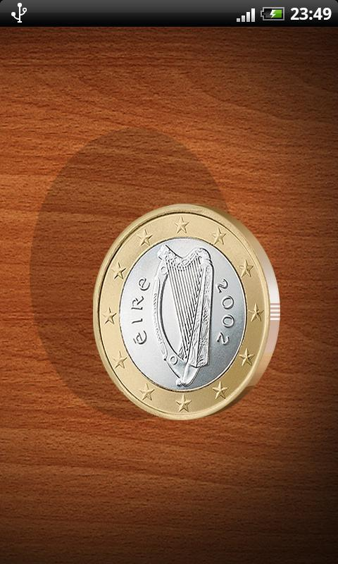 Heads or Tails (Coin Flip) - screenshot