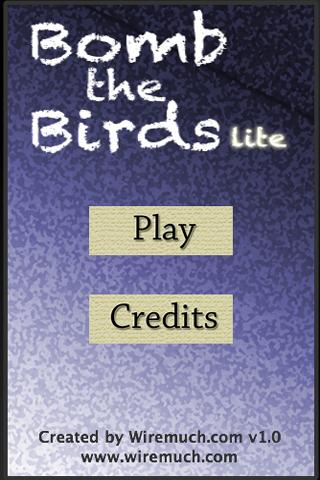 Bomb The Birds Lite- screenshot