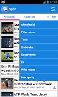 Screenshot of Polska News