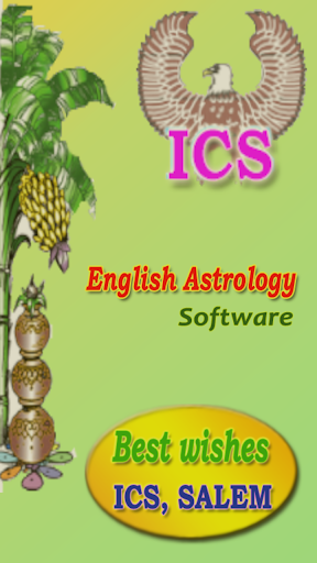 ICS English Astrology