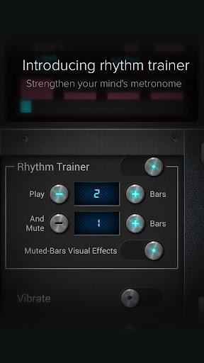 applicazione metronomo da