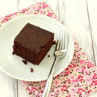 Coffee Cocoa Snack Cake