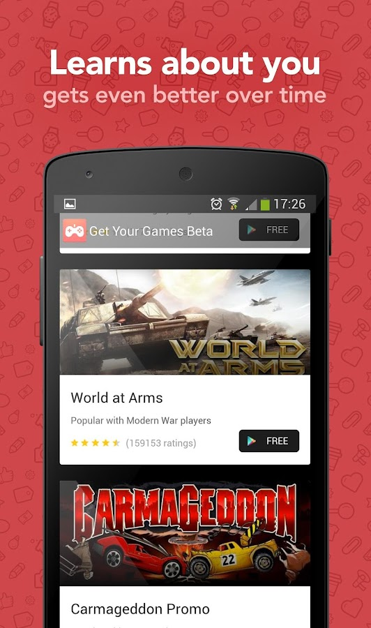 Get Your Games Free - screenshot