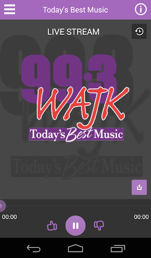 99.3 WAJK Today's Best Music