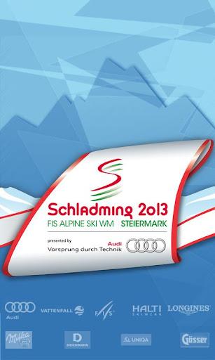 FIS Ski WM Schladming 2013