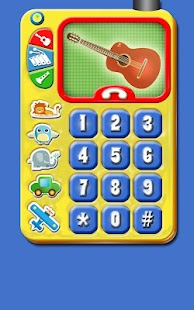 Baby Play Phone Game for Kids - screenshot thumbnail