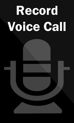 Record Voice Call