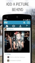 KU - creative social network Screenshot 4